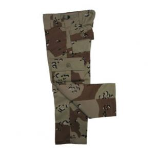 Youth BDU 6 Pocket Pants (6 Color Desert Camo)
