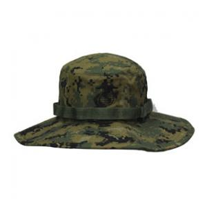 a741541e11a US Marine Corps Boonie Hat (Digital Woodland   Marpat)