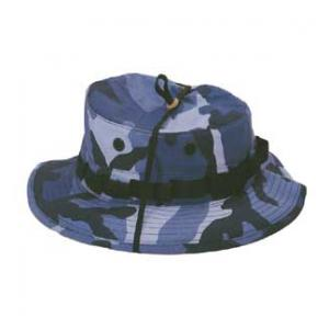 Boonie Hat (Midnight Blue Camo)