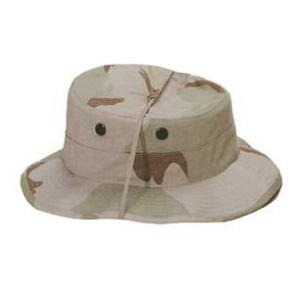 Boonie Hat (3 Color Desert Camo) (Rip-stop)