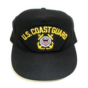 Coast Guard Cap (Dark Navy)