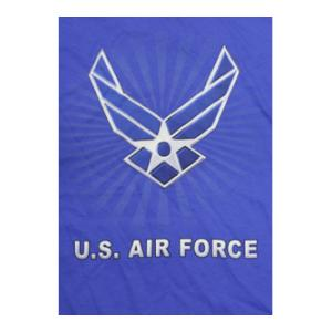Air Force T-shirt (Blue)