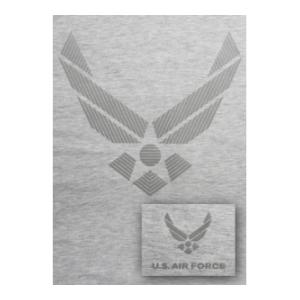US Army Engineers T-Shirt (7.62 Design) (Black)