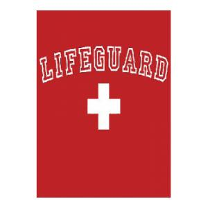 Lifeguard T-Shirt (Red)