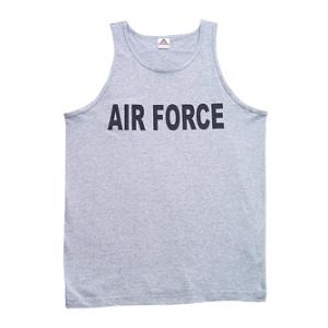 Air Force Tank Top (Gray)