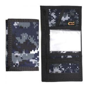 Camouflage Trifold Wallet (NWU)
