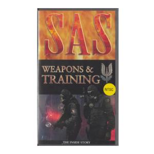 SAS Weapons In Training Video