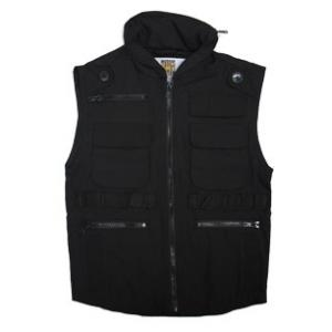 Youth Ranger Vest (Black)