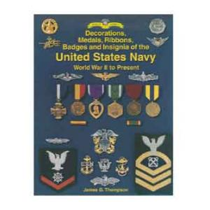 US Navy Decorations, Medals, Ribbons & Insignia