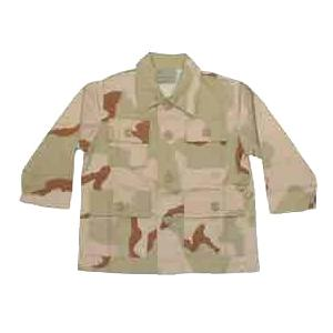 Youth BDU Long Sleeve Shirt (3 Color Desert)