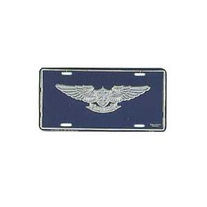 Navy Aviation Warfare Specialist License Plate