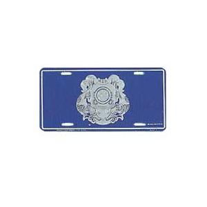 Navy Diver 1st Class License Plate