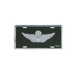 Army Master Aviator License Plate