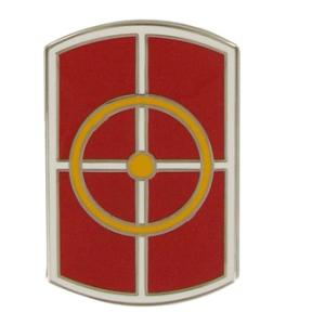 402nd Engineer Brigade Combat Service I.D. Badge