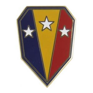 50th Infantry Brigade Combat Service I.D. Badge