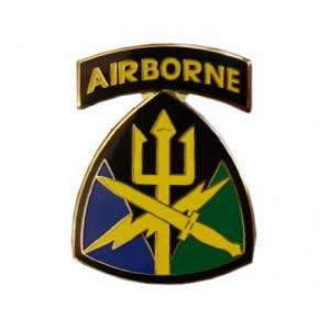 Special Ops Command Joint Forces Combat Service I.D. Badge