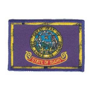 Idaho Sate Flag Patch