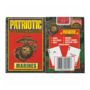 Marine Corp Playing Cards