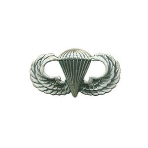 Army Parachutist Skill Badge