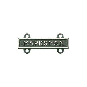 Army Marksman Qualification Bar