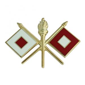 Army Officer Signal Corps Insignia