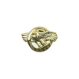 Army WWII Honorable Discharge Pin (The Ruptured Duck)