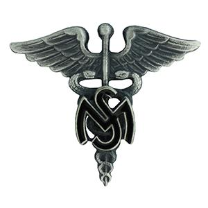 Army Officer Medical Service Insignia
