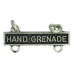 Army Hand Grenade Qualification Bar