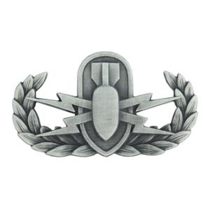 Army Explosive Ordnance Disposal Skill Badge