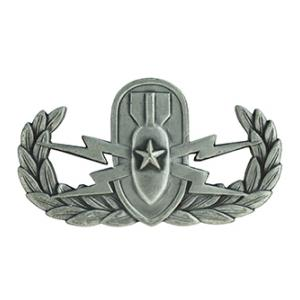 Army Senior Explosive Ordnance Disposal Skill Badge