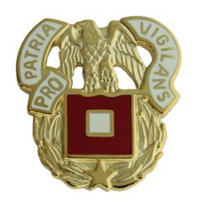 Us Army Surplus >> Army Signal Regimental Crest Pin | Flying Tigers Surplus