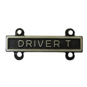 Army Driver T Qualification Bar