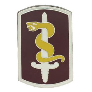 30th Medical Command Combat Service I.D. Badge