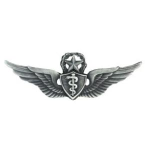 Army Master Flight Surgeon Wing