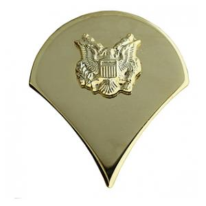 Army Spec 4 22k Gold Dress Insignia