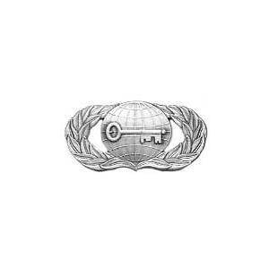 Air Force Intelligence Badge