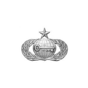 Air Force Senior Intelligence Badge