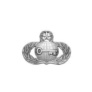 Air Force Master Intelligence Badge