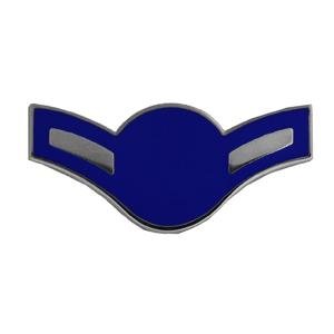 Air Force Airman (Metal Chevron) (Pre 1991)