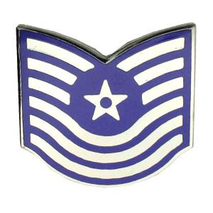 Air Force Master Sergeant (Metal Chevron) (Pre 1991)
