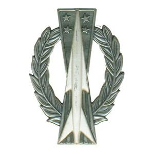 Air Force Missile Operations Badge