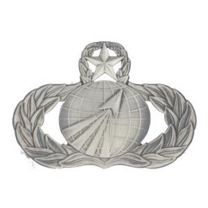 Air Force Master Acquisition And Financial Management  Badge