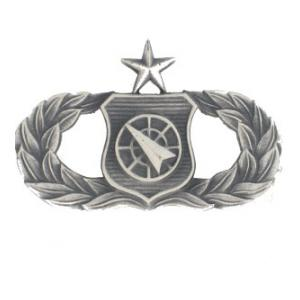 Air Force Senior Weapons Control Badge