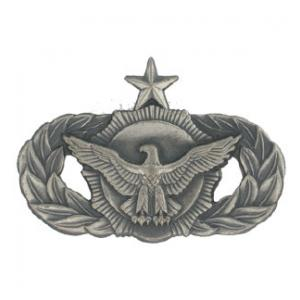 Air Force Senior Security Police Badge