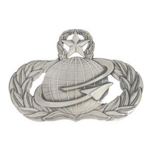 Air Force Master Man Power And Personnel Badge