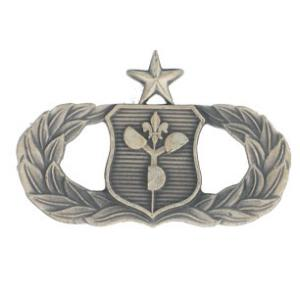 Air Force Senior Meteorologist Badge