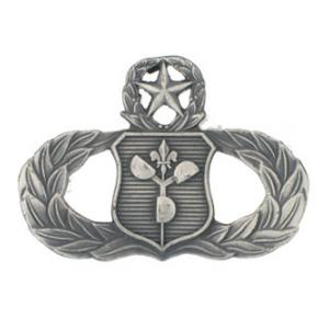 Air Force Master Meteorologist Badge