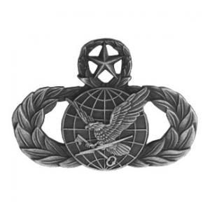 Air Force Master Supply Fuel Badge