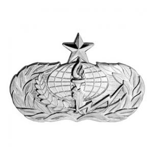 Air Force Senior Services Badge