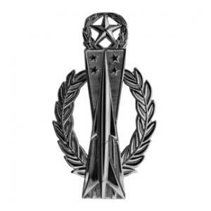 Air Force Master Missile Operations Badge